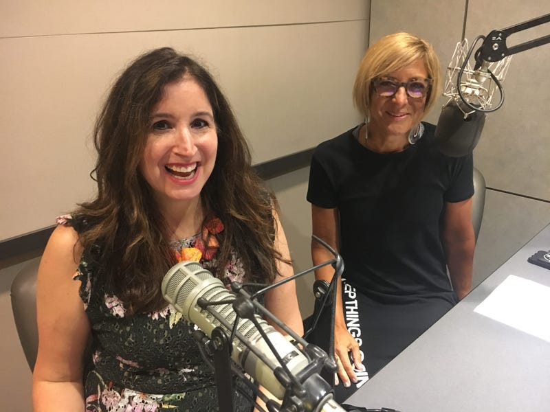 Gina Crash With Catch A Lift Founder And President Lynn Coffland