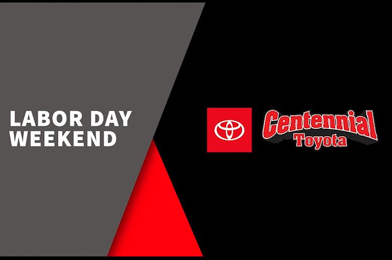 Centennial Toyota!