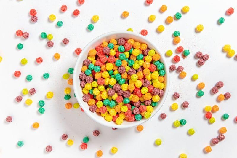 Crunch Berries cereal