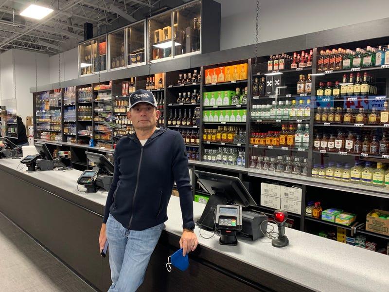 John Wolf Chicago-Lake Liquors