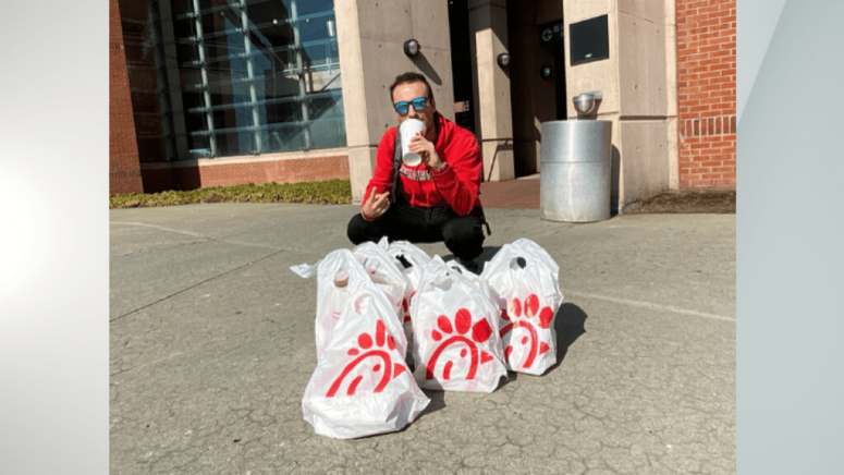 Chick-Fil-A, College Students, Plan Ticket, Chicken Nuggets