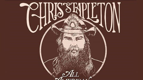 Chris Stapleton - RESCHEDULED