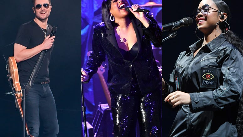 Eric Church, Jazmine Sullivan, and H.E.R. to sing at Super Bowl LV