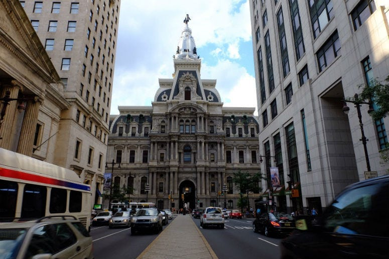 City Hall, Philadelphia.