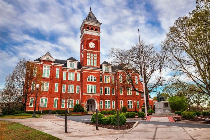 Clemson University Tillman Hall