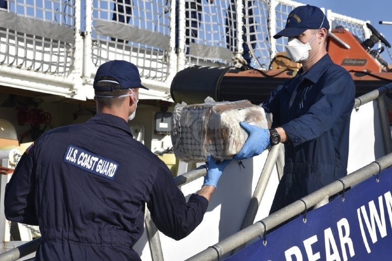 Coast Guard bust
