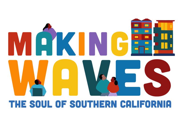 Synthia Saint James for Making Waves 2020