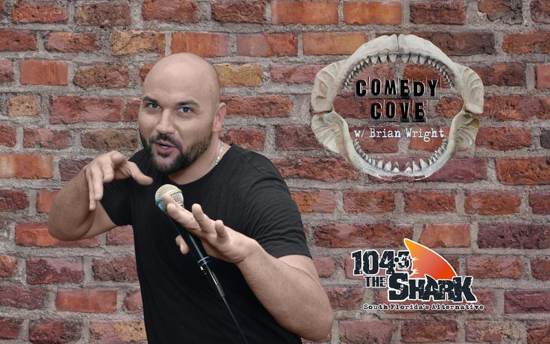 Comedy Cove w/ Brian Wright - Vic Dibitetto