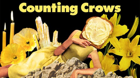 Counting Crows- The Butter Miracle Tour August 10, 2021