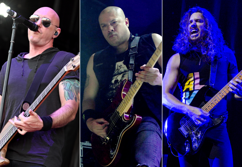 Breaking Benjamin, Bad Wolves and Nothing More
