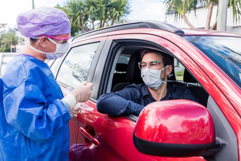 Coronavirus Car Test