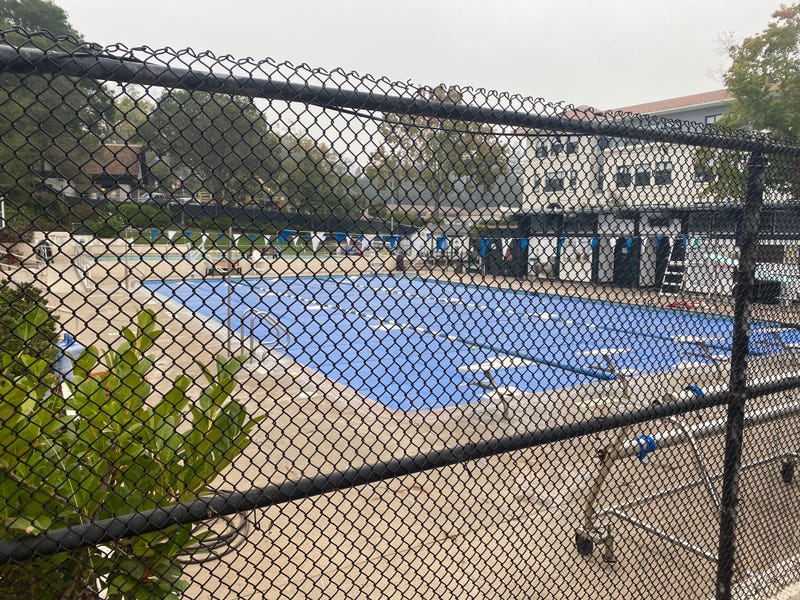 Pools remain closed in Alameda County despite being allowed to reopen.