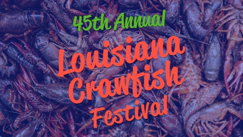 Louisiana Crawfish Festival