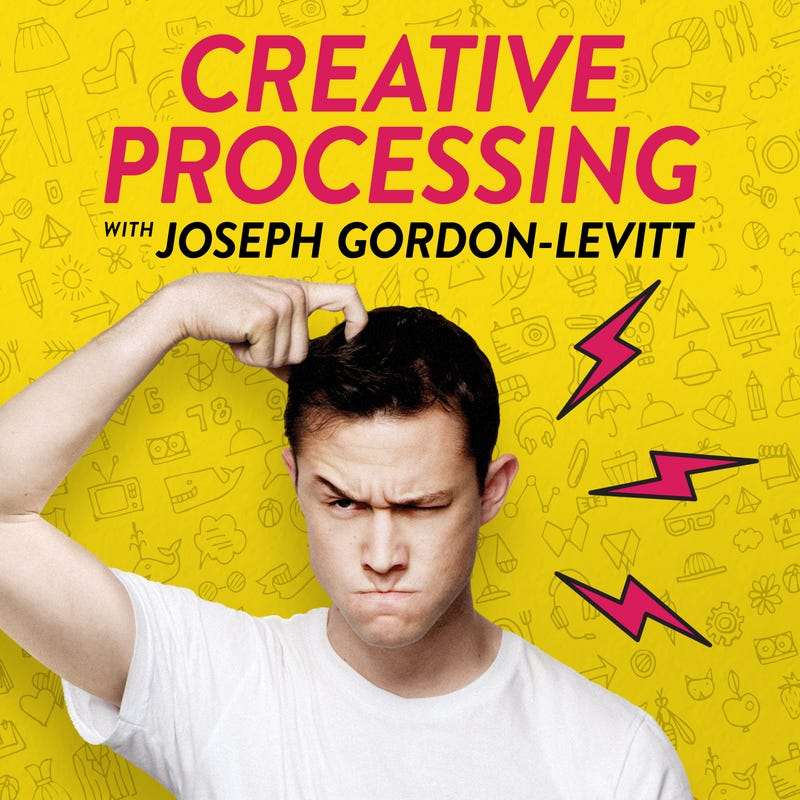 creative processing cover