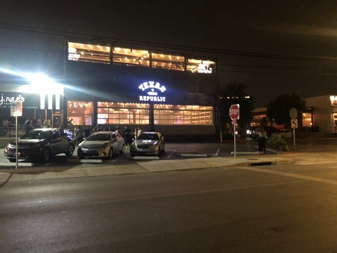 Bars in Texas Can Reopen Friday