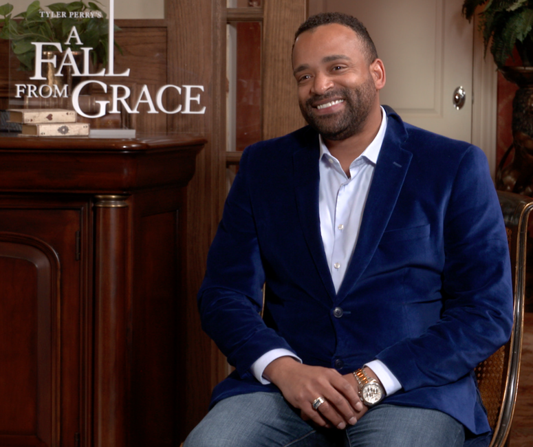 Curtis Slade sits down with Tyler Perry
