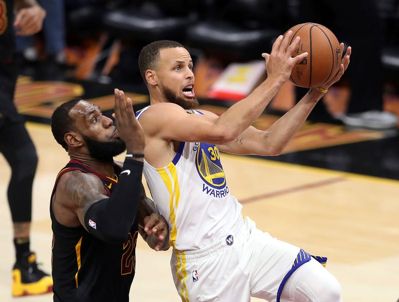 63d2f1bff2e Stephen Curry ready to see LeBron James even more often
