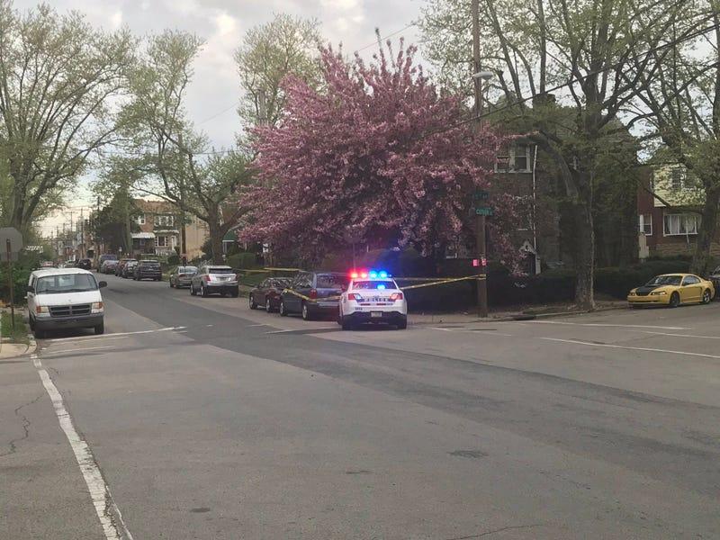 Police in West Oak Lane
