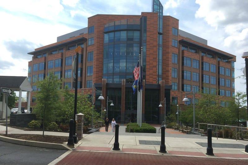 Bucks County courthouse