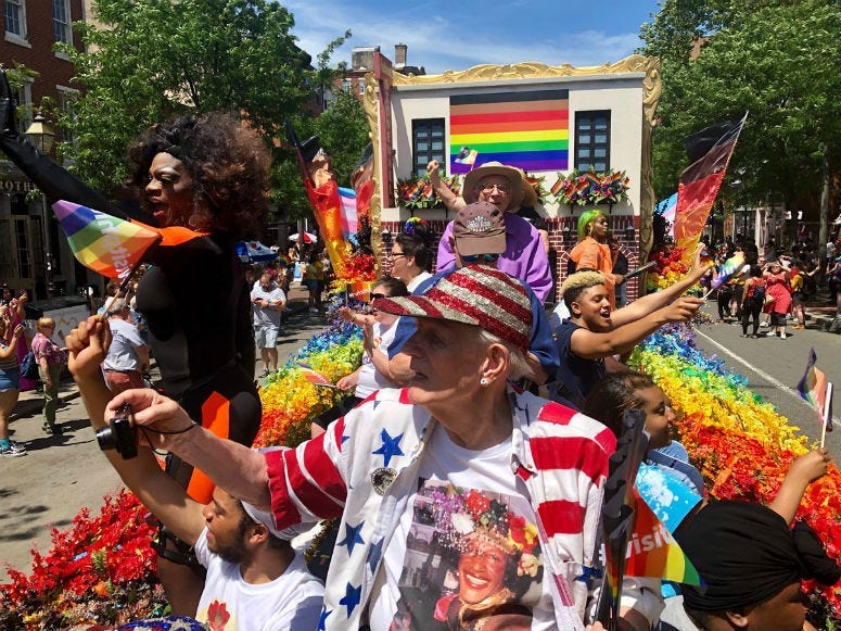 Philadelphia's annual pride parade and festival is back and its bigger than ever this year.