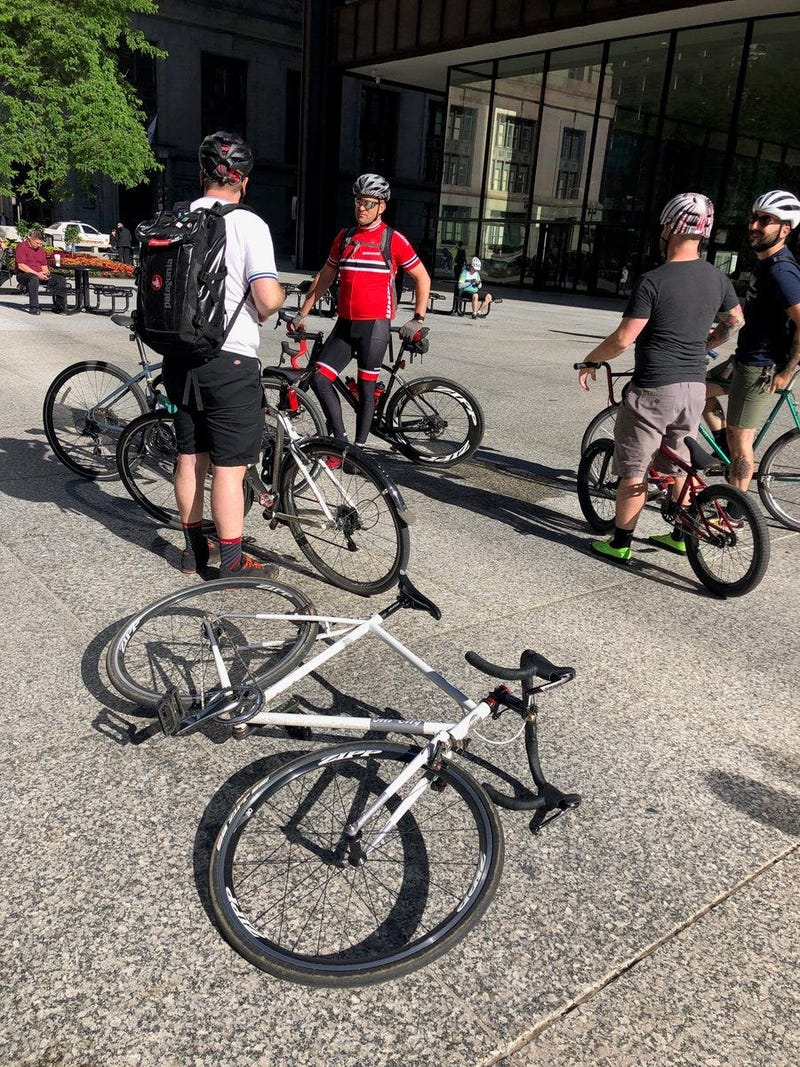 Bicyclists Take Part In 28th Annual Chicago Bike Week Rally
