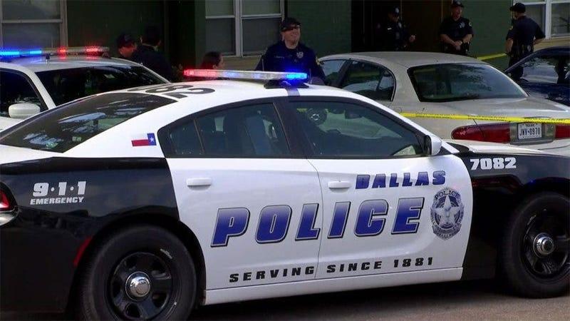 Dallas Police Car