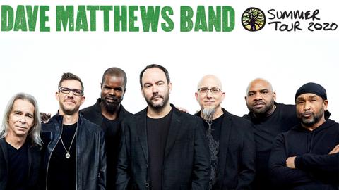 Dave Matthews Band Summer Tour rescheduled to 2021