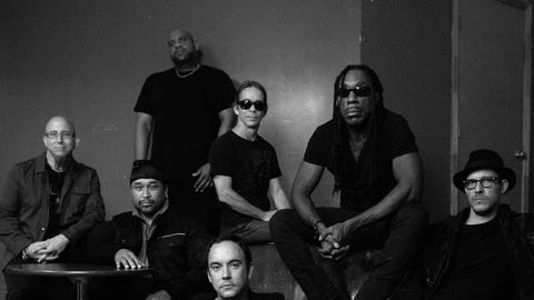 Dave Matthews Band (Rescheduled from 7/29/2020)