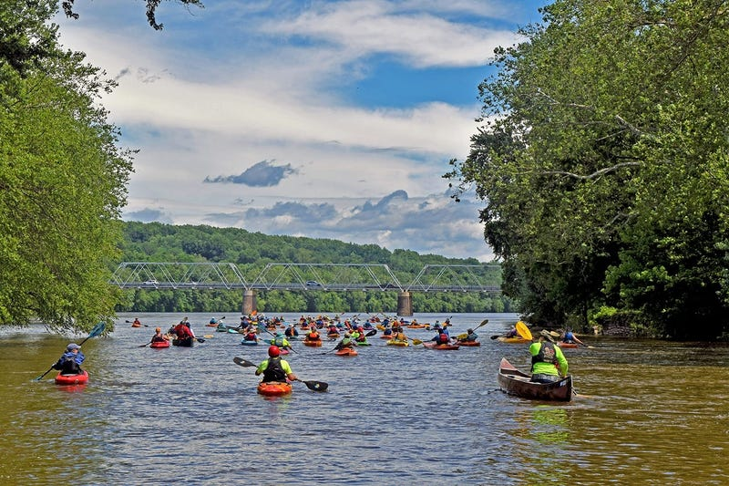 The Delaware River Sojourn, a guided canoe/kayak river tour, has been cancelled due to safety issues stemming from the COVID-19 pandemic.