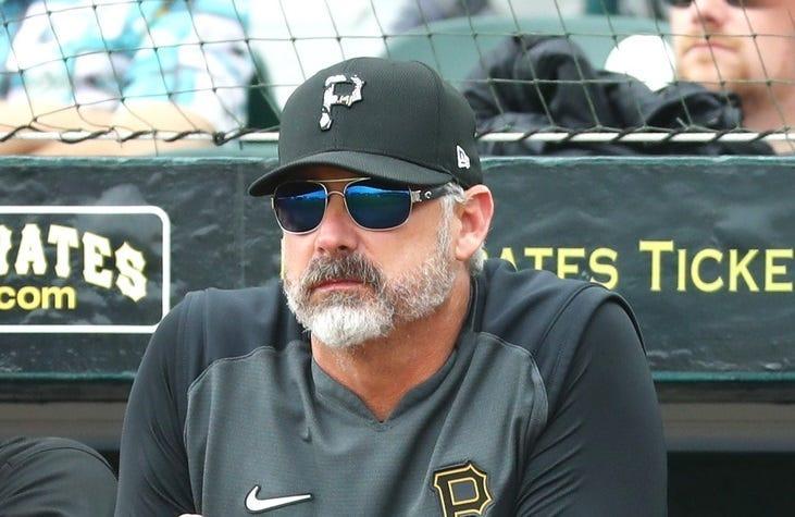 Derek Shelton Pirates