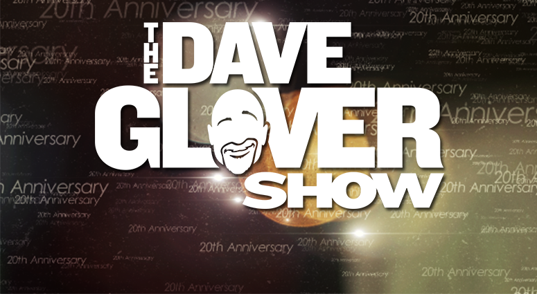 Dave Glover Show celebrates 20 years on the radio