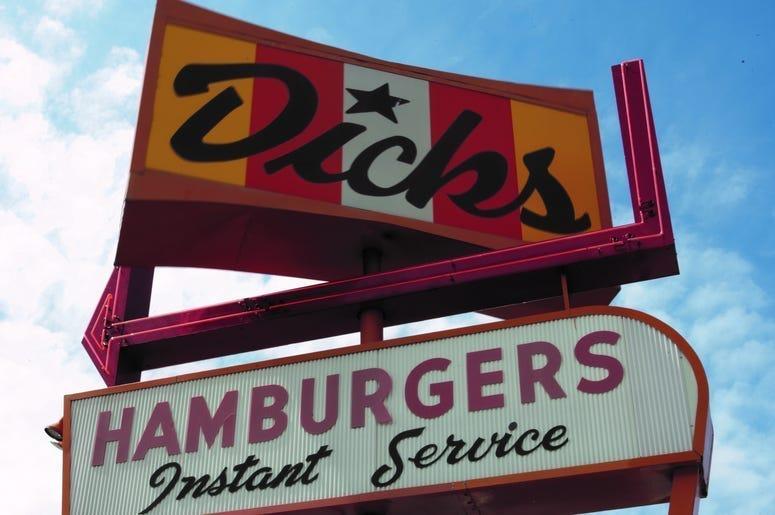 Dick's Drive-In Restaurants