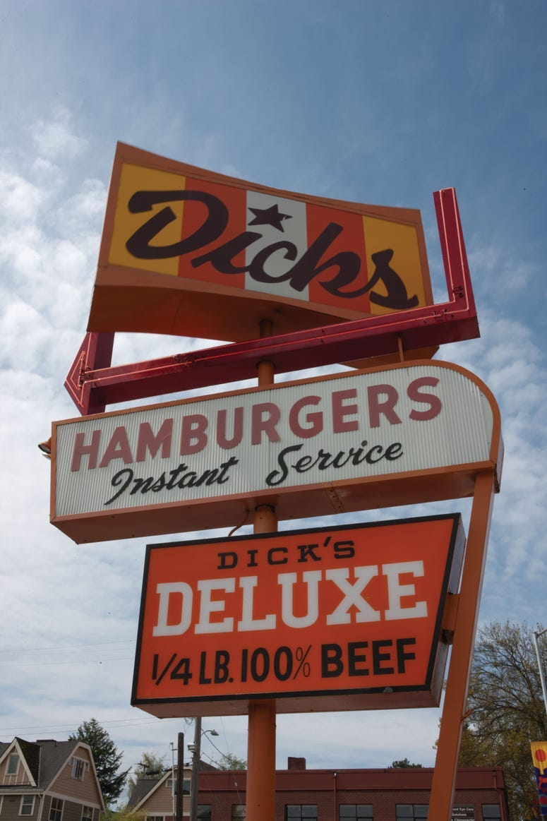 DIck's sign