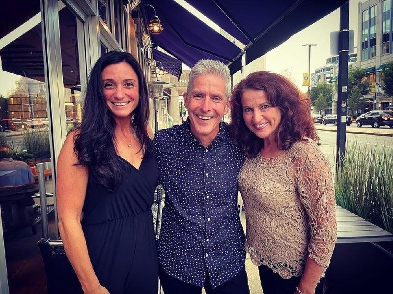 Kendra, David, Sue