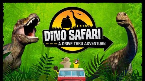 Dino Safari at the Shoppes at Parma– EXTENDED
