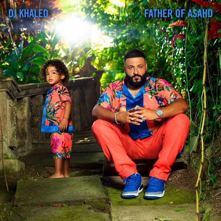 DJ Khaled's new album, Father of Asahd