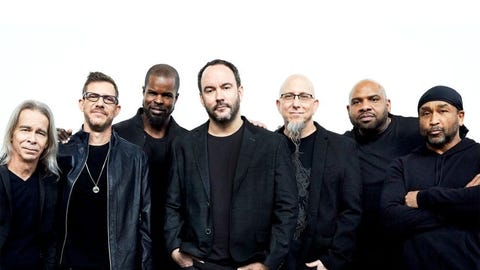 Dave Mathews Band at the Gorge - NEW DATES
