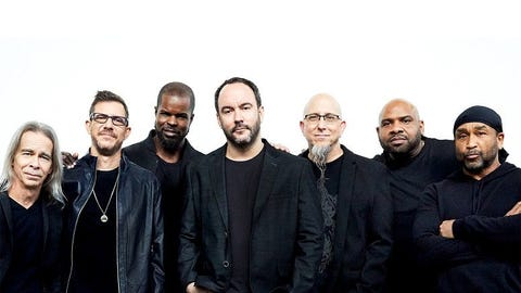 Dave Matthews Band - RESCHEDULED