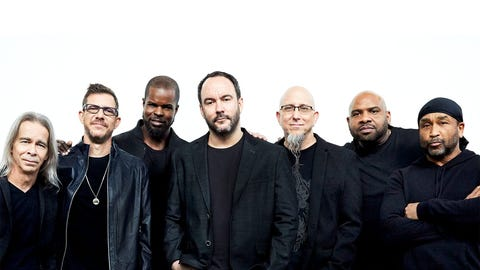 Dave Matthews Band Summer Tour-RESCHEDULED 2021