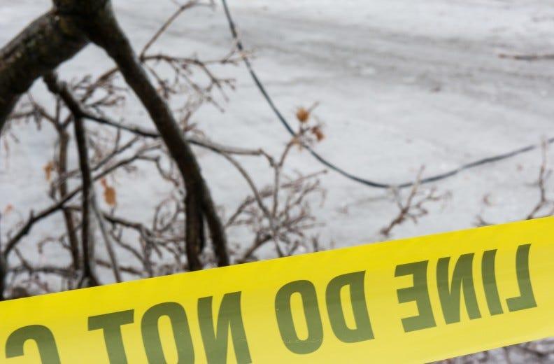 teens find foot in Flint River
