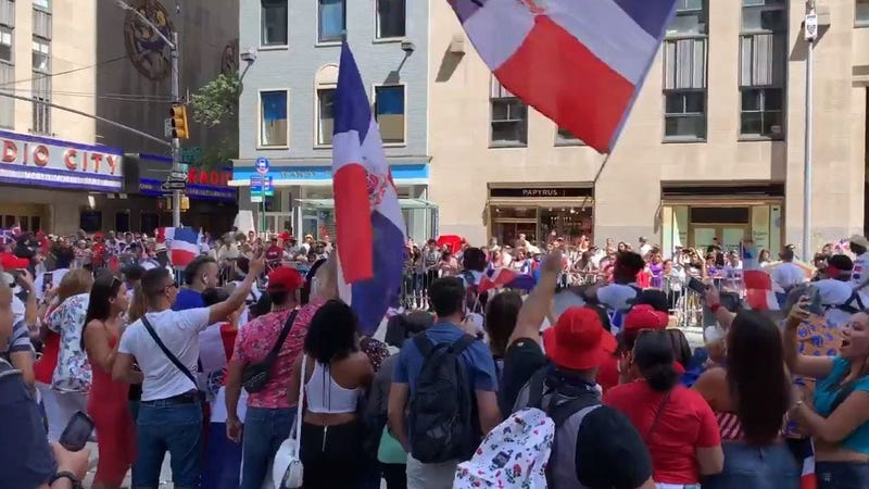 Dominican Day Parade