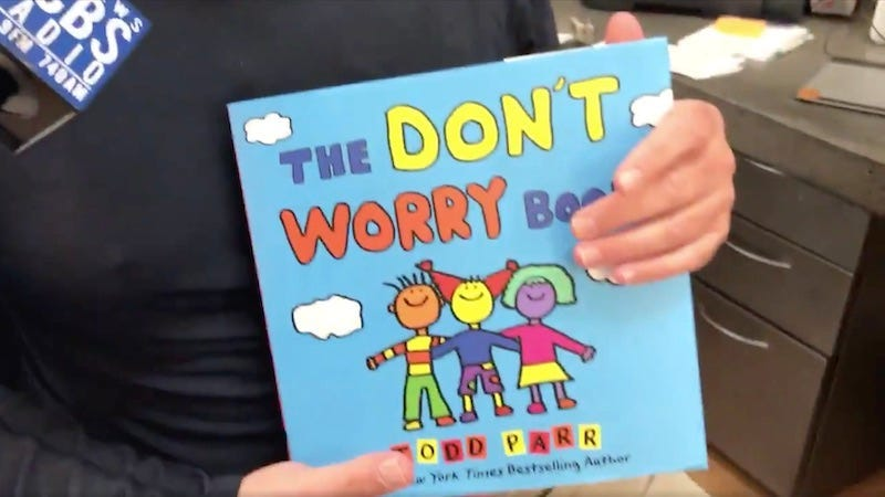 Berkeley author Todd Parr waives copyright so parents and teachers can share his book during coronavirus pandemica