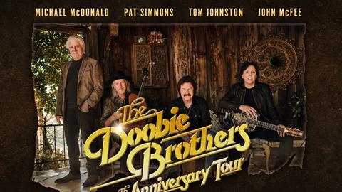*RESCHEDULED* The Doobie Brothers
