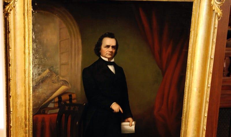 Stephen Douglas Portrait
