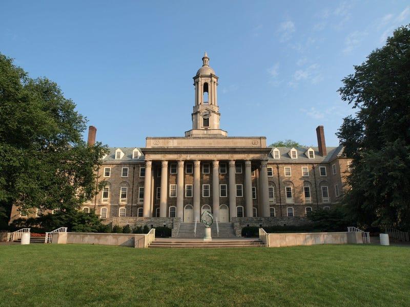 Penn State Main Building