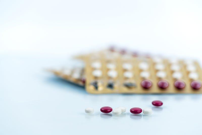 Birth control pills.