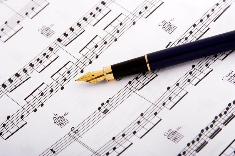 Music Lyric Sheet