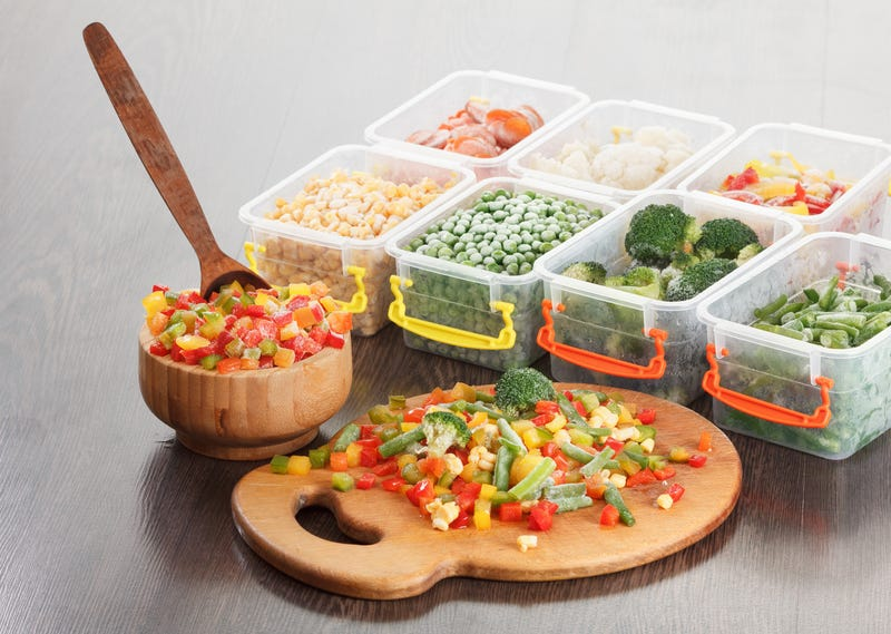 Healthy food packaging