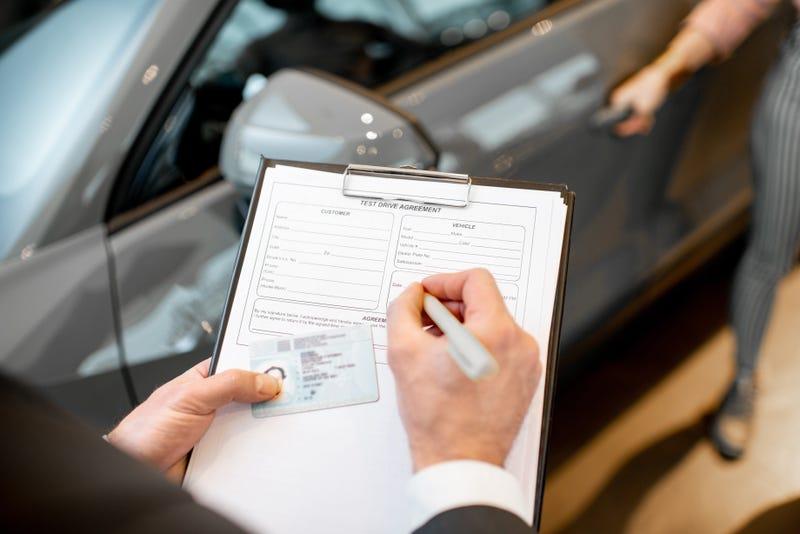 Driver Exam Skill Test