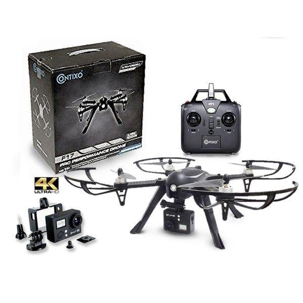 Contixo Quadcopter Photography Drone